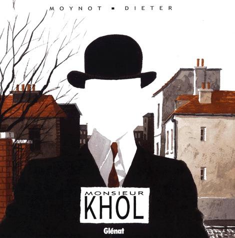 Monsieur Khol édition simple