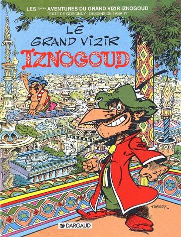 Iznogoud édition Réédition 2002