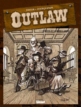 Outlaw édition simple