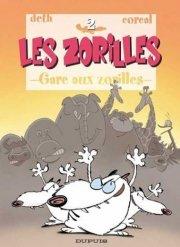 Les Zorilles