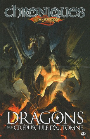 Les chroniques de Dragonlance édition simple
