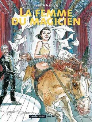 La Femme du Magicien édition Un Monde
