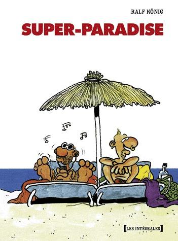 Super paradise édition Réédition