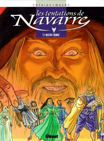 Les tentations de Navarre édition simple