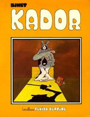 Kador édition simple