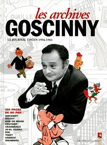 Les archives Gosciny édition simple