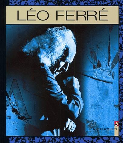 Léo Ferré en BD édition simple