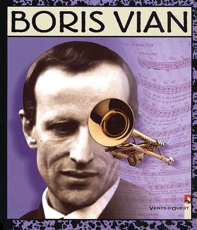 Boris Vian en BD édition simple