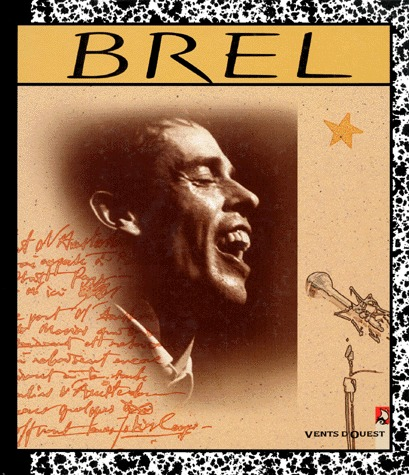 Brel en BD édition simple
