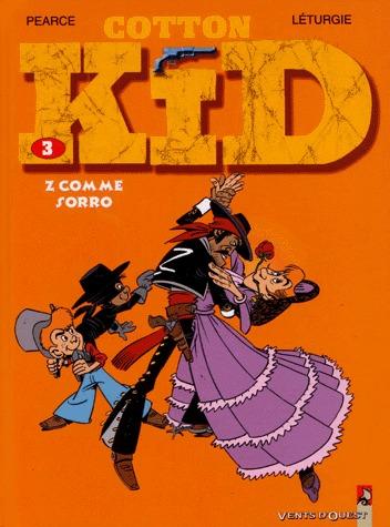 Cotton Kid 3 - Z comme Sorro