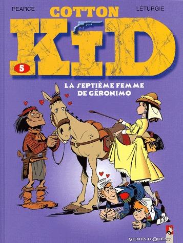 Cotton Kid 5 - La septième femme de Geronimo