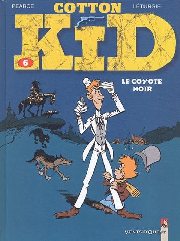 Cotton Kid 6 - Le coyote noir