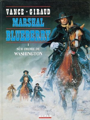 Marshal Blueberry # 1 simple