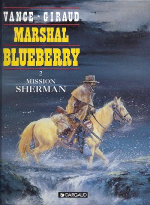 Marshal Blueberry # 2 simple