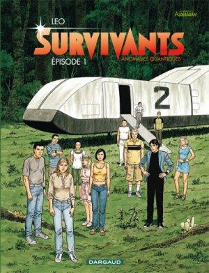 Les mondes d'Aldébaran - Survivants édition simple