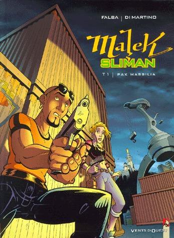 Malek Sliman édition simple