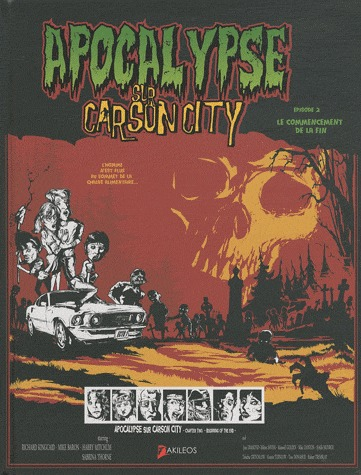 Apocalypse sur Carson city T.2