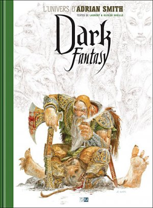 Dark Fantasy, l'univers d'Adrian Smith édition Simple