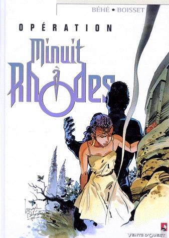 Minuit à Rhodes édition intégrale