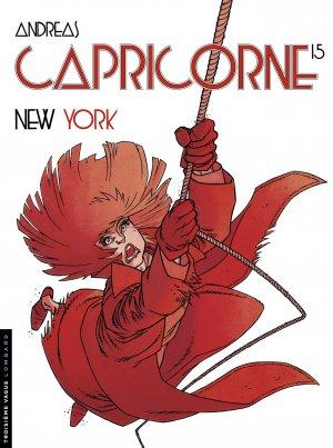 couverture, jaquette Capricorne 15  - New Yorksimple 1999 (le lombard)