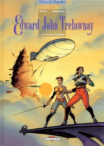Edward John Trelawnay édition simple