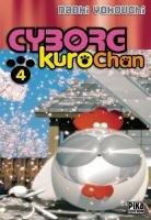 couverture, jaquette Cyborg Kurochan 4  (Pika) Manga