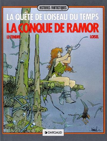 La quête de l'oiseau du temps 1 - La conque de Ramor