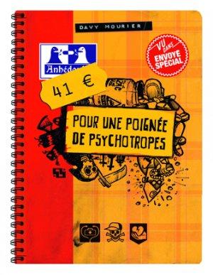 41€ pour une poignée de psychotropes