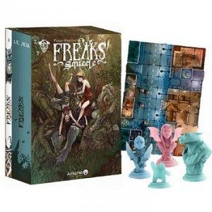 Freaks' squeele édition Coffret