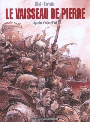 Le vaisseau de Pierre édition Réédition 2003