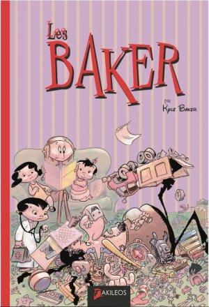 Les Baker édition simple