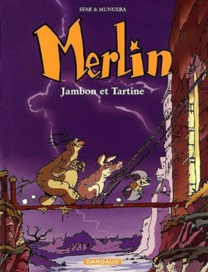 Merlin (Munuera) édition simple