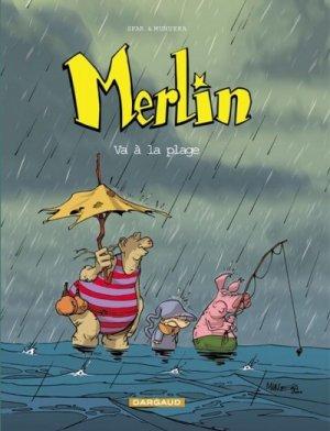 Merlin (Munuera) # 3 simple
