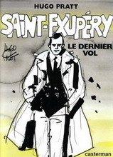 Saint-Exupéry, le dernier vol édition Simple