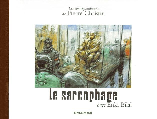 Les correspondances de Pierre Christin 6