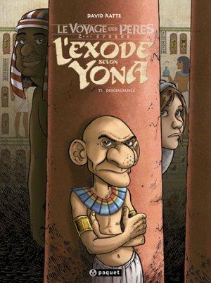 Le voyage des pères - L'exode selon Yona édition simple