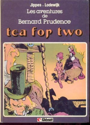 Les aventures de Bernard Prudence édition simple