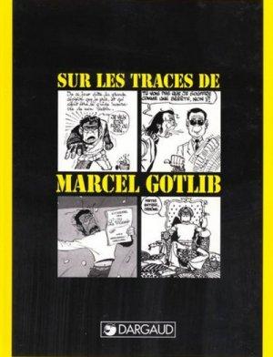 Sur les traces de Marcel Gotlib édition simple