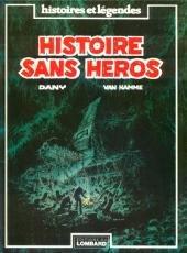 Histoire sans héros édition Réédition
