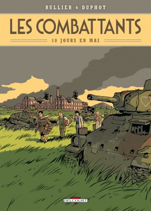 Les combattants édition simple
