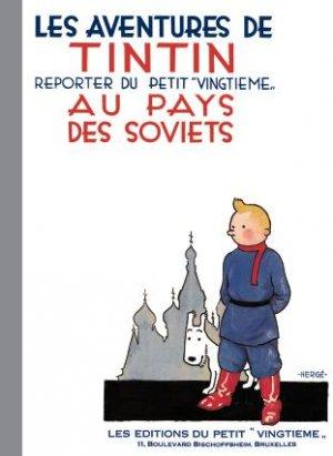 Tintin (Les aventures de) édition Fac-similé (Petit format)