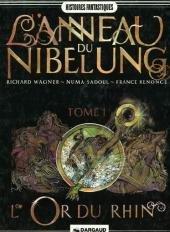 L'anneau du Nibelung édition Simple