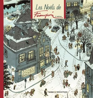 Les noëls de Franquin édition reedition
