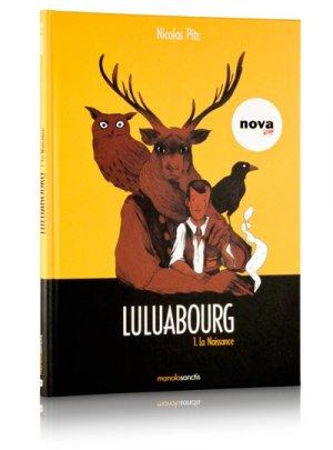 Luluabourg 1 BD