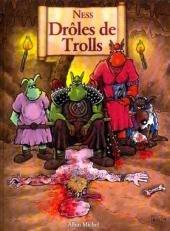 Drôles de trolls édition Simple