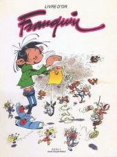Livre d'or Franquin édition Simple