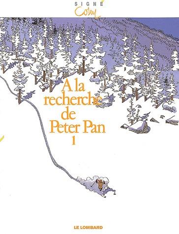 A la recherche de Peter Pan édition reedition 2002