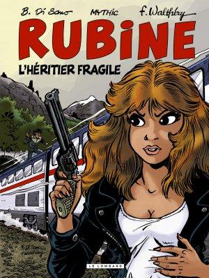 Rubine 13 - L'héritier fragile