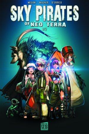 Sky pirates of neo terra T.1