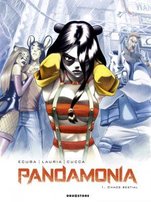 Pandamonia T.1